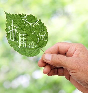Ökologische Bauweise