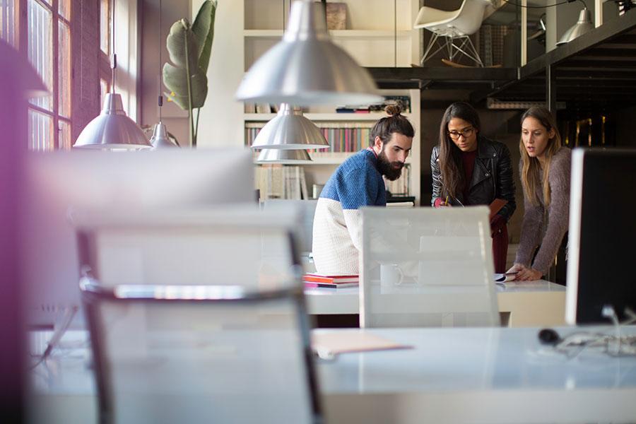 Coworking Space | Flexibler Arbeitsplatz
